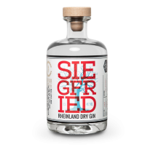 Siegfried Rheinland Dry Gin fra Tyskland