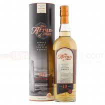 The Arran 10 år Single Island Malt Whisky 46% 70cl-20
