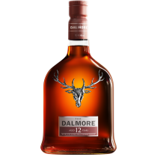 The Dalmore 12 år Highland Single Malt Scotch Whisky 40% 70cl-20