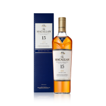 The Macallan 15 år Double Cask Single Malt Scotch Whisky