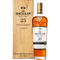 The Macallan 25 years old 2020 Release Whisky
