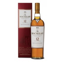 The Macallan 12 years old Sherry Oak Single Malt Scotch Whisky