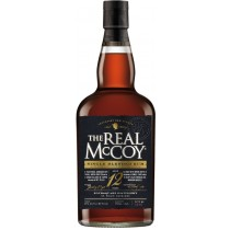 The Real McCoy Rum 12 år 46%