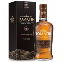 Tomatin 18 år Single Malt Highland Scotch Whisky