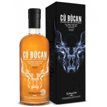 Tomatin Cu Bocan Light Smoke Single Malt Highland Scotch Whisky