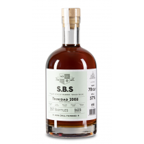 SBS Trinidad 2008 Single Barrel Selection - Rombo.dk