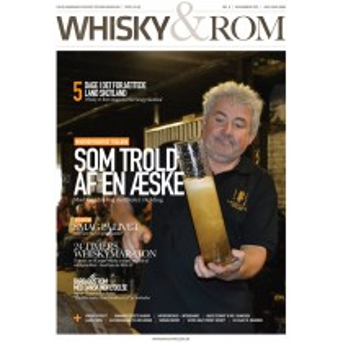 Whisky og Rom Magasinet Nr. 6-20