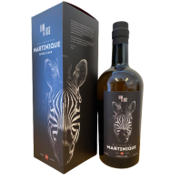 Wild Series Martinique Single Cask Rum Aged 13 Years Danish Edition Batch 1 RomdeLuxe