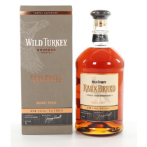 Wild Turkey Rare Breed Barrel Proof Bourbon Whiskey
