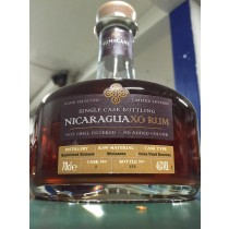 West Indies Rum and Cane Nicaragua XO Rum 46% 70cl-20