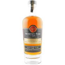Worthy Park Rum Single Estate 2006 rom
