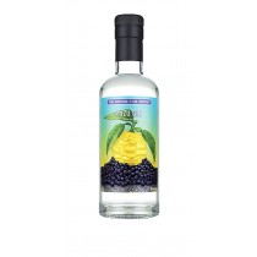 Yuzu Gin That Boutique-y Gin Company flaske