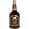 Pussers British Navy Gunpowder Proof Rum 54,5% 70cl Black Label Rom fra Guyana-00