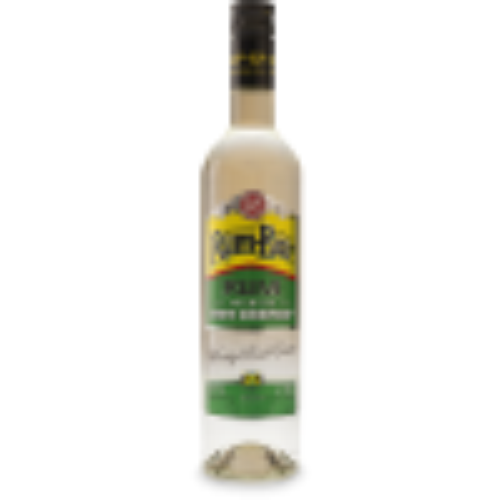 Rum Bar White Overproof Worthy Park 63% 70cl Rom fra Jamaica-00