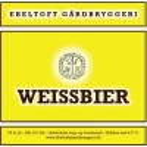 Weissbier øl fra Ebeltoft Gårdbryggeri