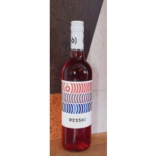 Resso Rosado 2018 12,5% 75 cl - Rosevin fra Spanien