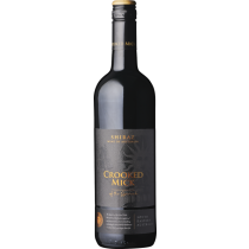 Crooked Mick Shiraz 2020 - Rødvin fra Syd Australien