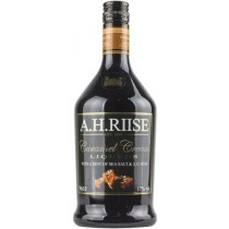A.H. Riise Caramel Cream Liqueur with hints of Sea Salt 17% 70cl - cremelikør fra Caribien
