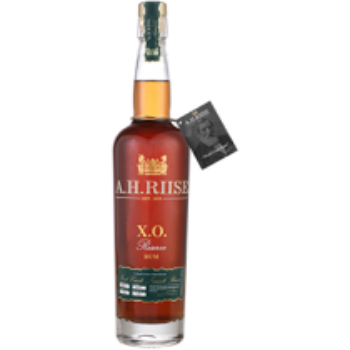 A.H. Riise XO Port Cask Rum 45% 70cl - Rom fra Caribien