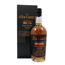 Alta Gama El Salvador 11 års rom Essentia 1 Single Cask Rum