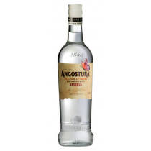 Angostura Reserva White Rum 37,5% 70cl - Rom fra Trinidad