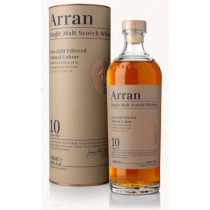 The Arran 10 år Single Island Malt Whisky - New Edition