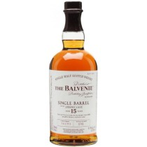 The Balvenie Single Barrel Sherry Cask 15 år single malt whisky 47,8% 70cl