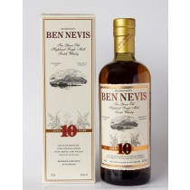 Ben Nevis 10 år Single Malt Whisky 46% 70cl