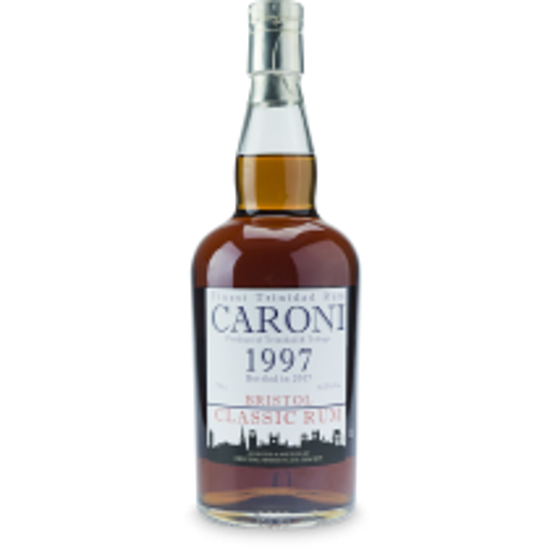 Bristol Classic Caroni 1997 Rum 20 år 61,5% 70cl - Rom fra Trinidad