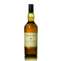 Caol Ila 12 år Single Islay Malt Whisky 43% 70cl