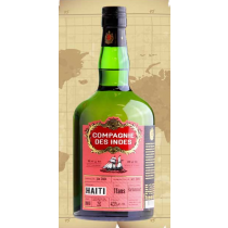 Compagnie Des Indes Haiti 11 års rom 43% 70cl