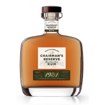 Chairman's Reserve 1931 46% 70cl - Rom fra St. Lucia