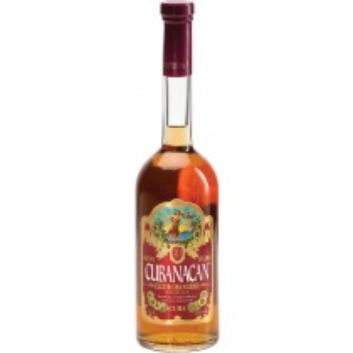 Cubanacan Elixir Orangerie Solera 10 år