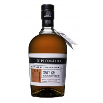 Diplomatico Distillery Collection No 2 Barbet Rum 47% 70cl