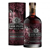 Don Papa Sherry Cask Rum 45% 70cl - Rom fra Filippinerne