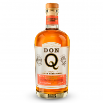 Don Q Double Aged Sherry Cask Finish Rum Puerto Rico rom