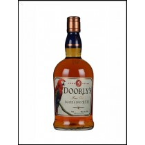 Doorly's 5 år Fine Old Rum 40% 70cl - Rom fra Barbados