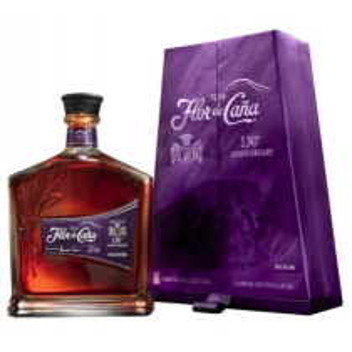 Flor de Caña 20 år 130th Anniversary Rum - Rom fra Nicaragua