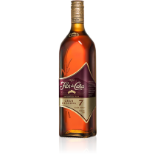 Flor de Caña 7 år Grand Reserve Rum 40% 70cl - Rom fra Nicaragua