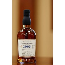 Foursquare 2005 Single Blended Rum 12 år 59% 70cl - Rom fra Barbados