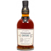 Foursquare Empery rom Exceptional Cask Selection Rum 56%