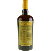 Hampden Estate 8 år 46% Pure Single Jamaican Rum