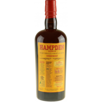 Hampden Estate 7 år 60% Pure Single Jamaican Rum