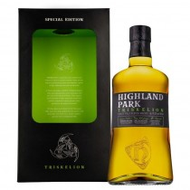 Highland Park Triskelion single malt whisky