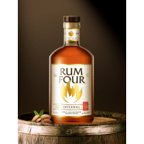 Infernal Rum No. Four Private Blend