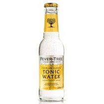 Fever Tree Tonic 20 cl - Premium Indian Tonic Water til gin