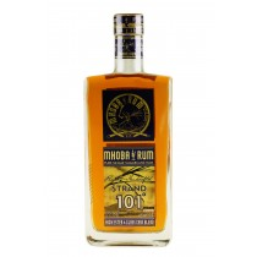 Mhoba Strand 101 Rum - Rom fra Sydafrika