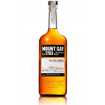 Mount Gay Black Barrel Rum 43% 70cl - Rom fra Barbados