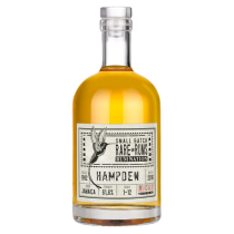 Rum Nation Rare Rums Hampden 24 år 61,6% 70cl - Rom fra Jamaica