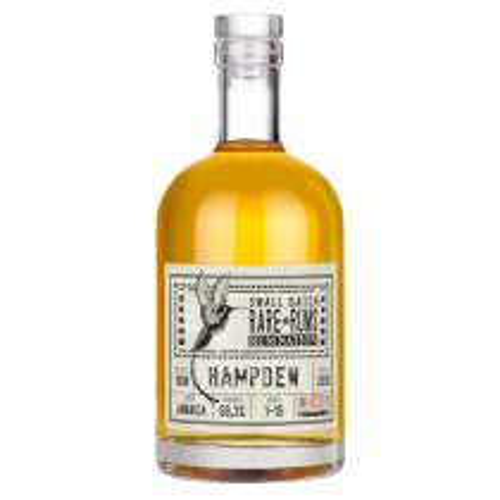 Rum Nation Rare Rums Hampden 18 år 66,3% 70cl - Rom fra Jamaica